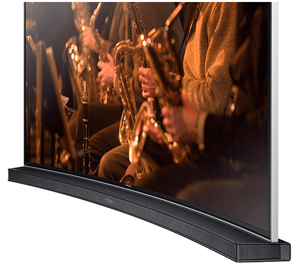 Samsung Curved Soundbar
