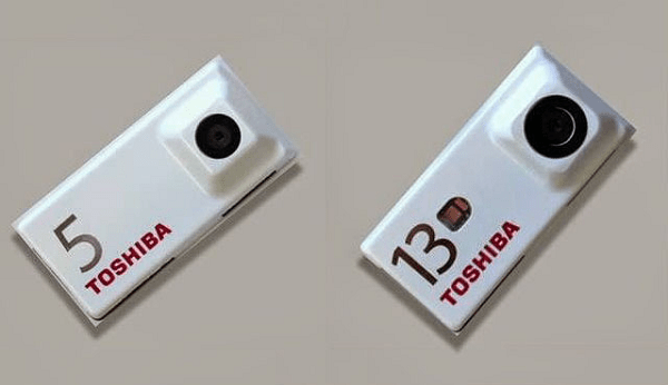 Toshiba Project Ara Camera Module