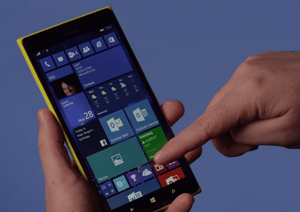 Windows 10 Phone Preview