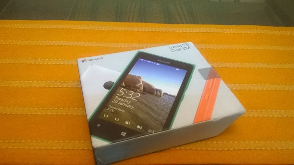 Microsoft Lumia 532 Camera Sample