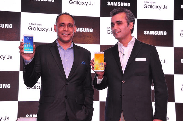 Samsung Galaxy J5 and J7 Launch