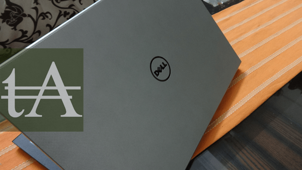 GreenDust Dell Laptop
