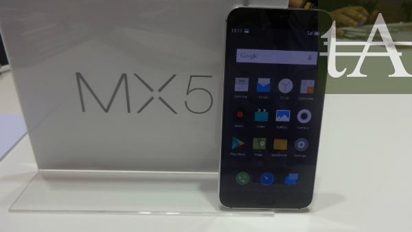 Meizu MX5 Front