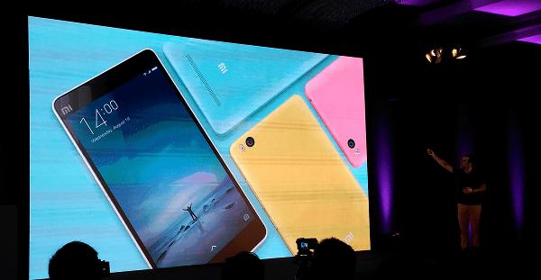 Xiaomi Mi 4i Limited Edition