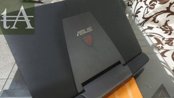 Asus ROG G751 Hood
