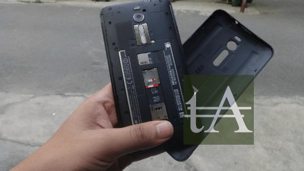Asus ZenFone 2 Deluxe Battery