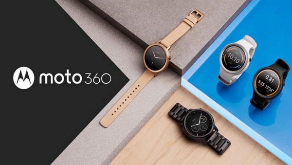 Motorola Moto 360 2015