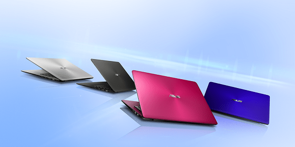 Asus A Series Laptops