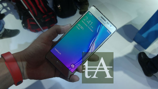 Samsung Z3 Front