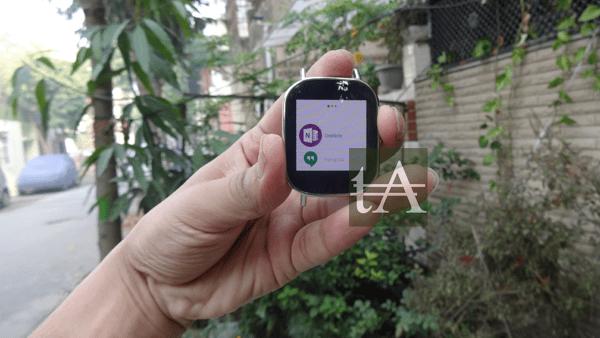 Asus ZenWatch 2 Apps