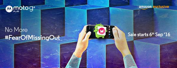Motorola Moto G Play Teaser