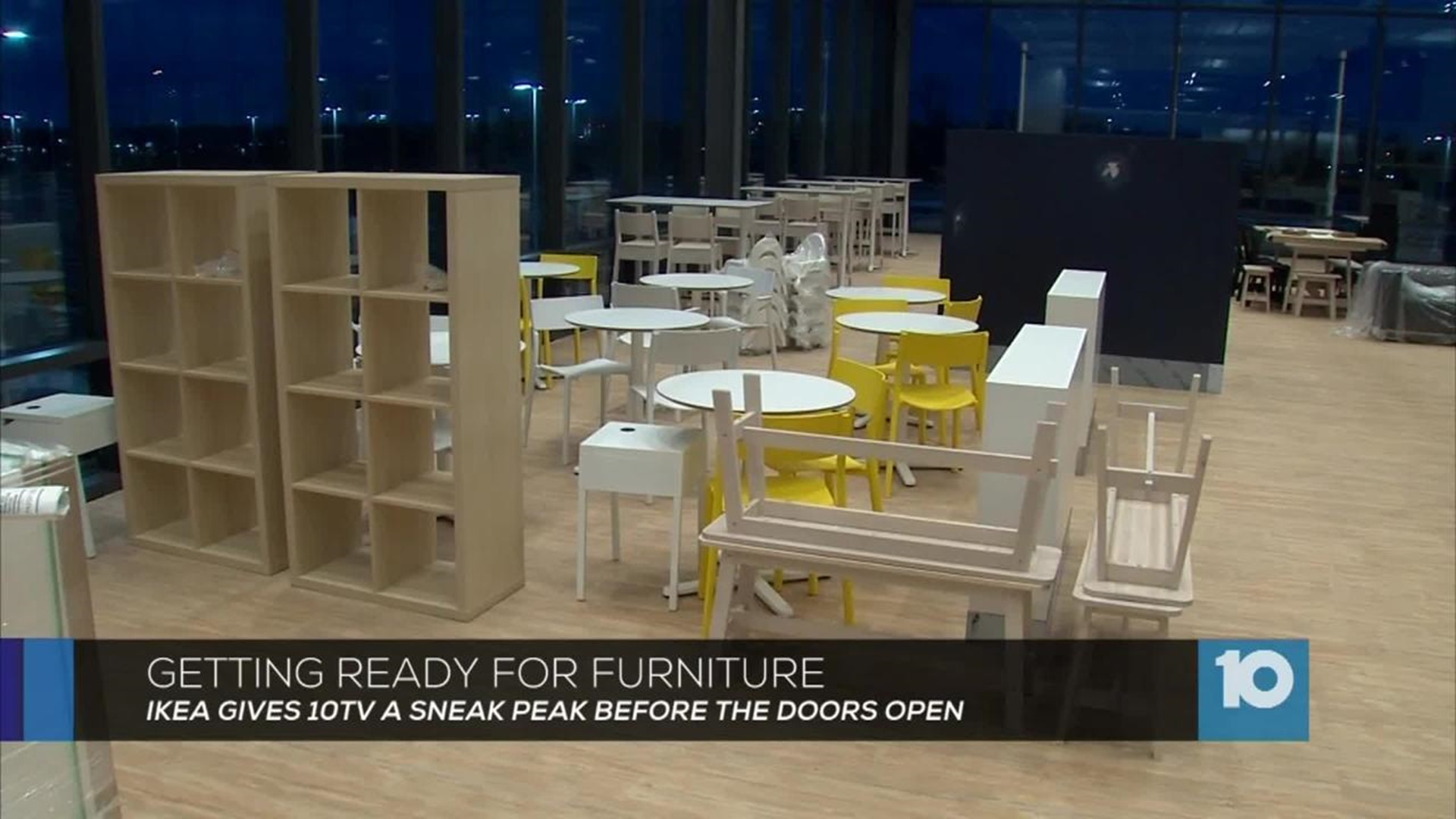 Video A Look Inside The New Columbus Ikea Store 10tv Com