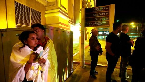 [TLMD - LV] Así vivieron el tiroteo los asistentes al festival de música en Las Vegas
