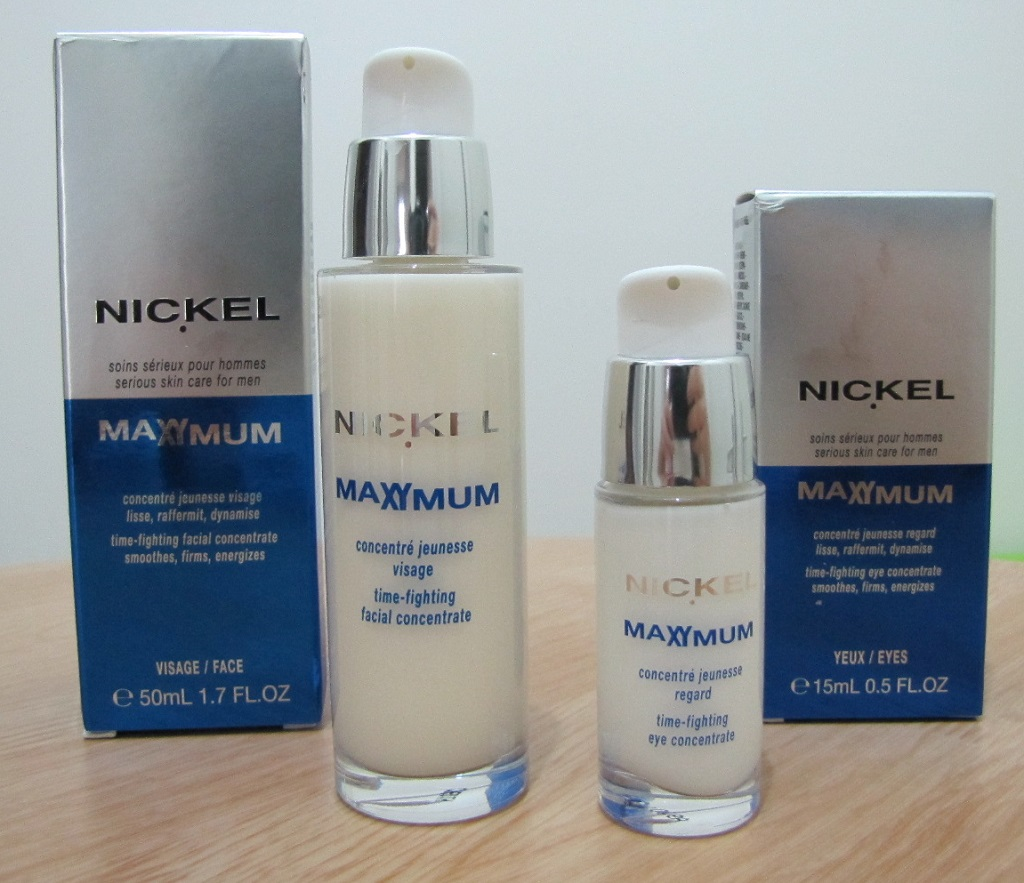 nickel maxymum