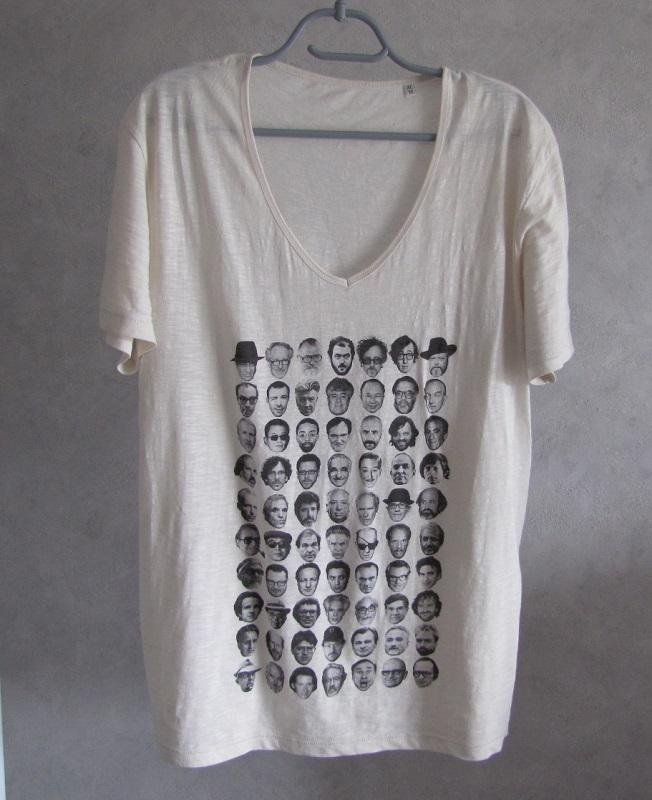 t-shirt who's who la fumisterie par MYTSL