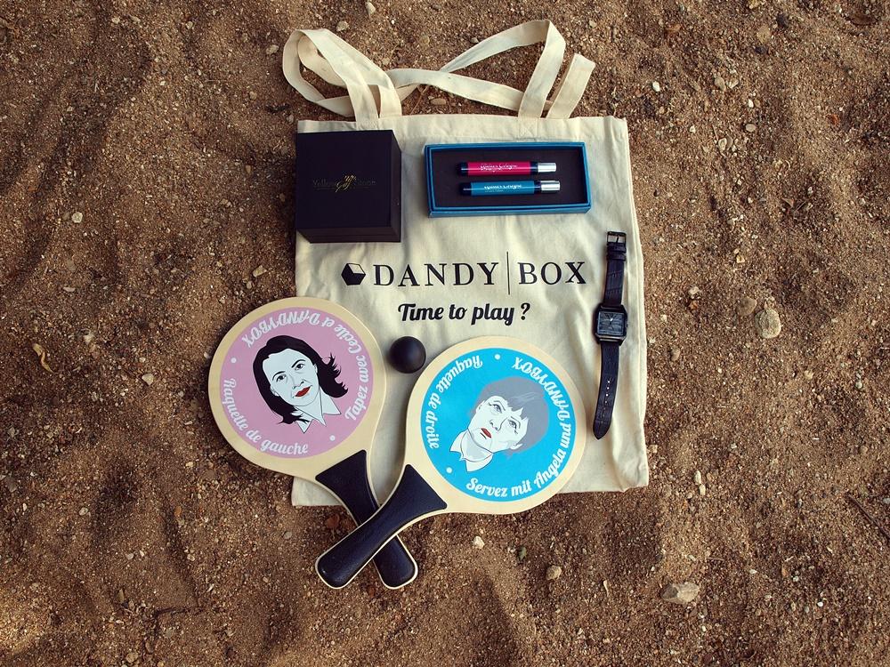 dandybox summer essentials