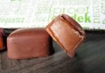 gros plan tendre et chocolat