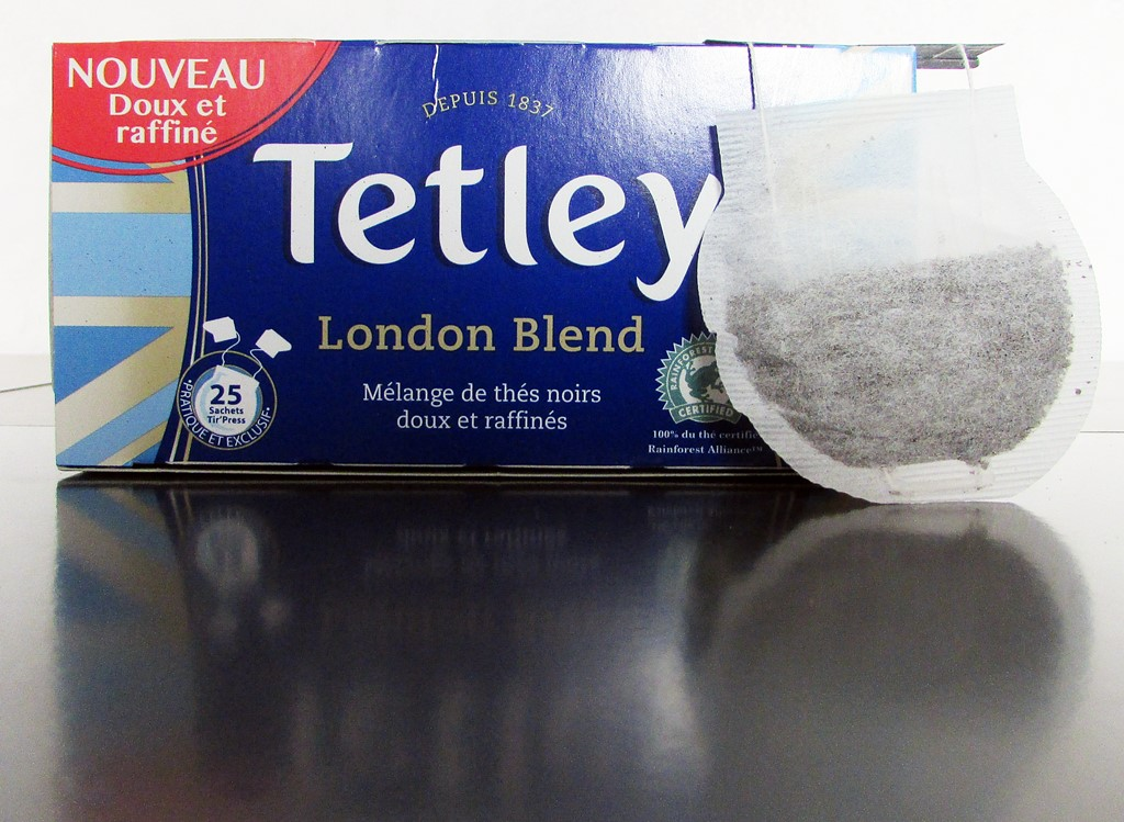 tetley london blend