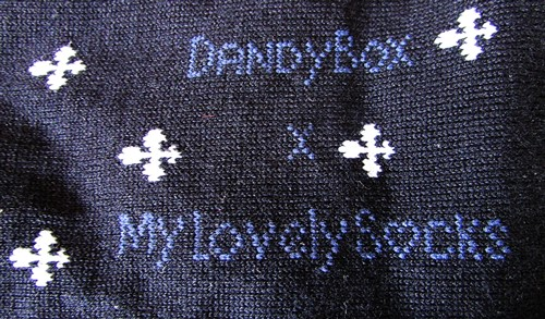 dandybox x lovely socks