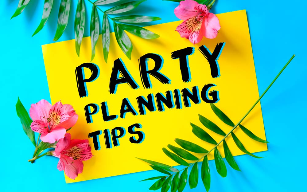 A Party Planning Checklist You Can Use For any Party! ThatSweetGift