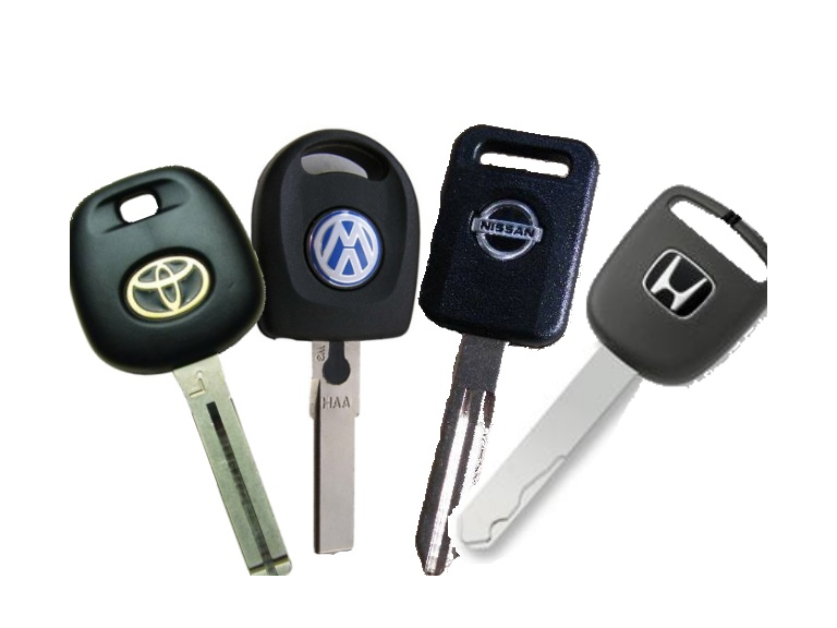 Car Keys How Much Does A Replacement Car Key Cost?
