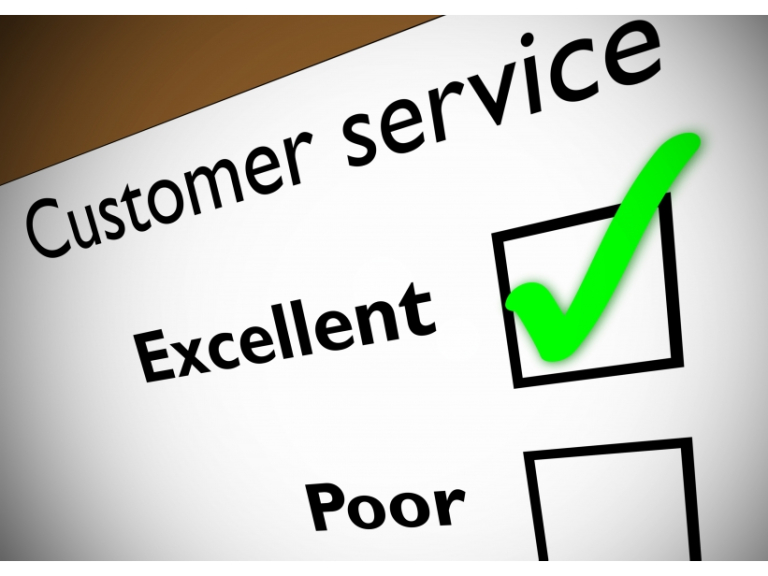 What does good customer service mean to you?