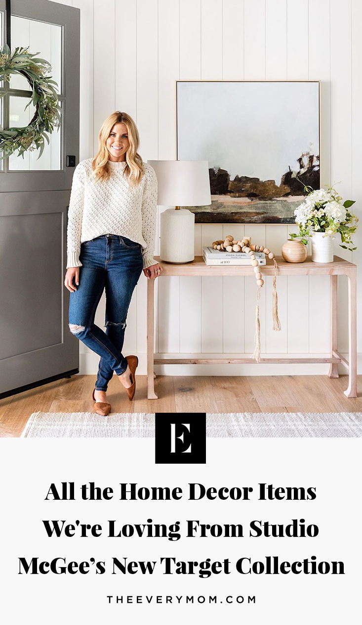 All The Home Decor Items We Re Loving From Studio Mcgee S New Target Collection The Everymom