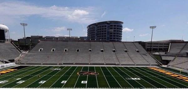 Kinnick Stadium Renovation