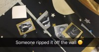 UF students Black History Month decorations ripped off ...