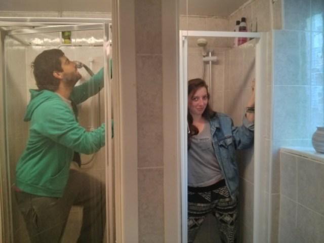 Duo Shower