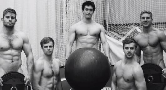 more gym blokes