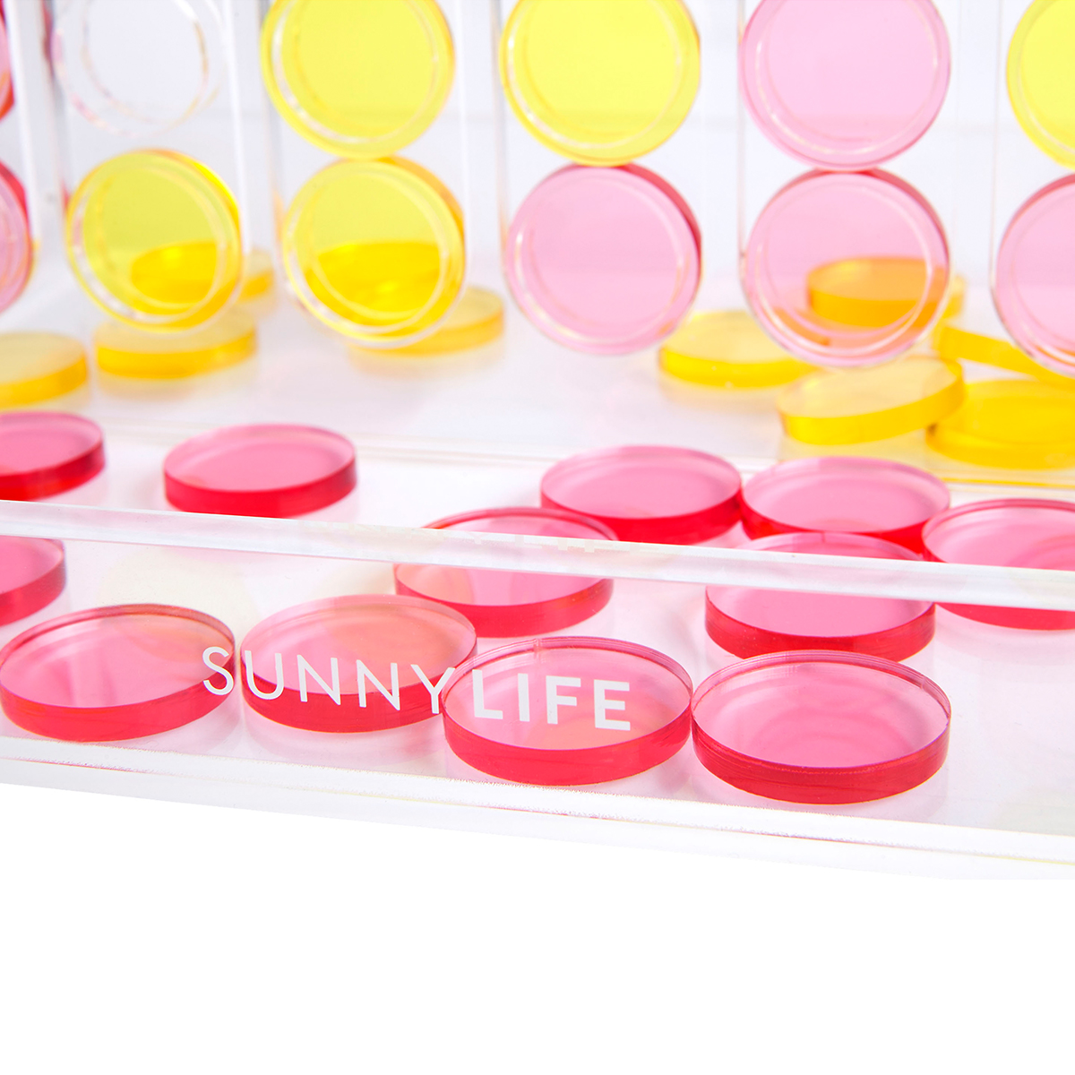 Sunnylife Lucite 4 In A Row Super Fly Thetot