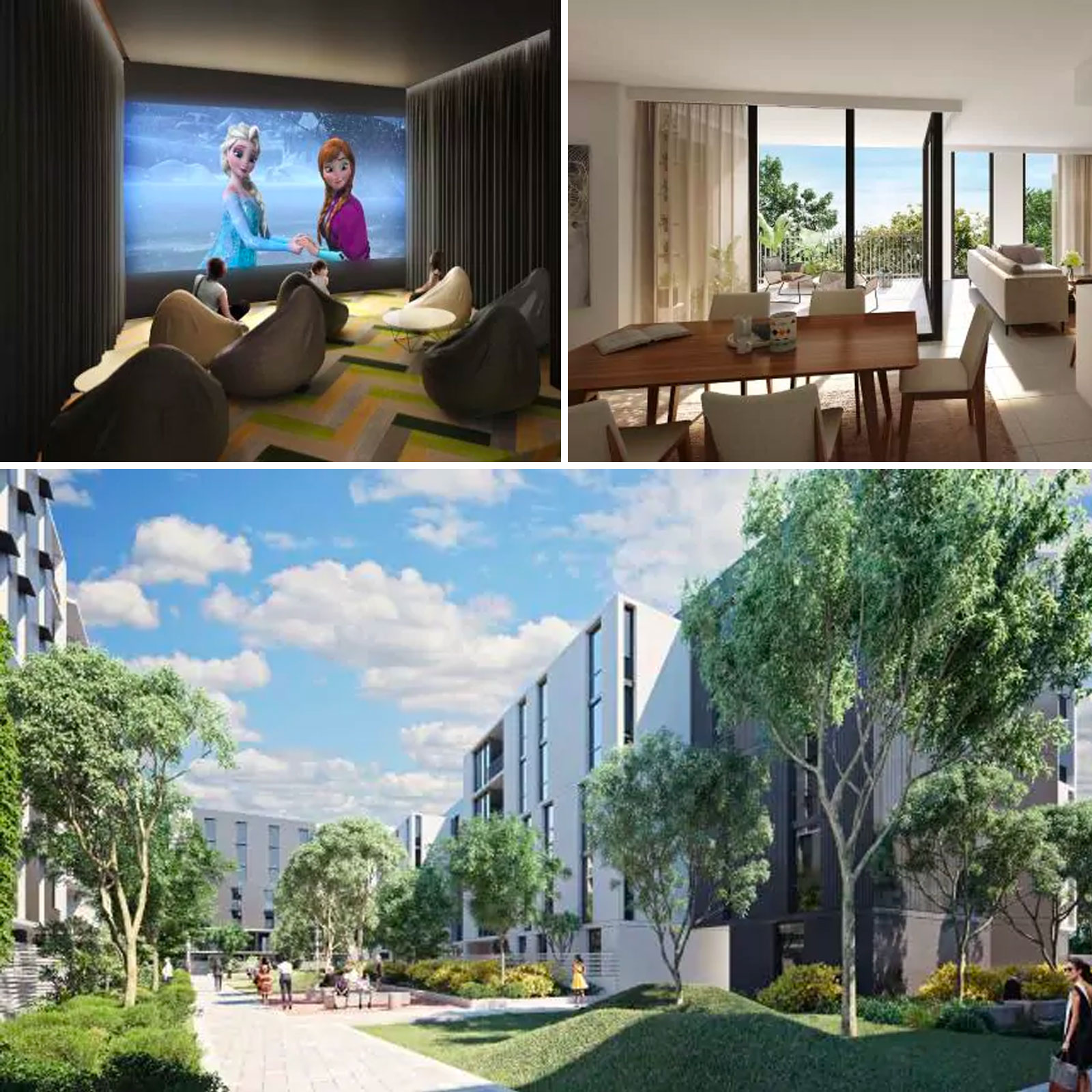 Units For Sale Sydney High Tech Units Boost Sales In Western Sydney Development