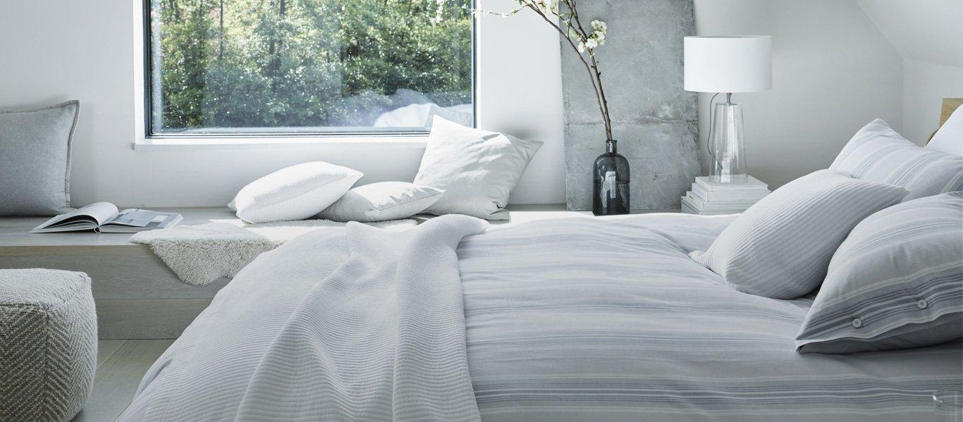 Cotton Bed Linen Sale Bedding Bed Linen Buying Guides The White Company Uk