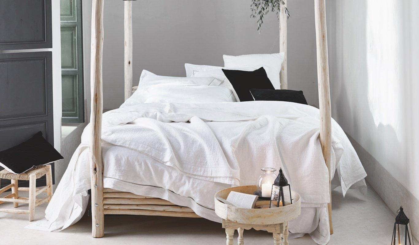 Bed Linen Bedroom Bedding Bedspreads Sheets The White Company Us