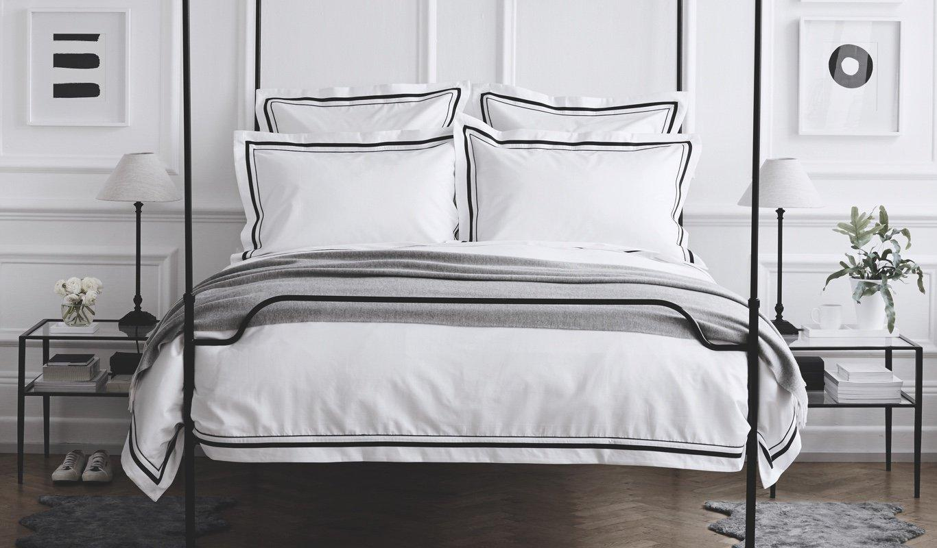 Bed And Bath Bettwäsche Bedroom Bedding Bed Sheets The White Company Uk