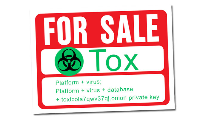 Author Behind Ransomware Tox Calls it Quits, Sells Platform The