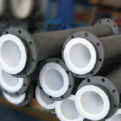 Glass-/PTFE-Lined Piping