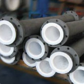 PTFE-Lined Piping