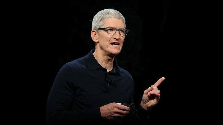 thv11 Apple at WWDC unveils ways to help you put the iPhone - tim cook resume