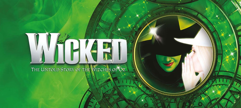 Ticketmastercouk Wicked Official Ticketmaster Site
