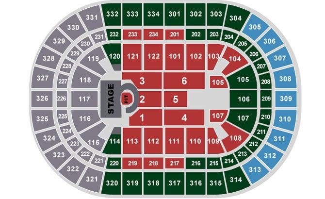 OFFICAL!!! Chicago - Allstate Arena Show Archive - Van Halen Links