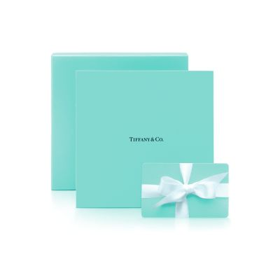 Best Place To Get Gift Cards The Tiffany Gift Card