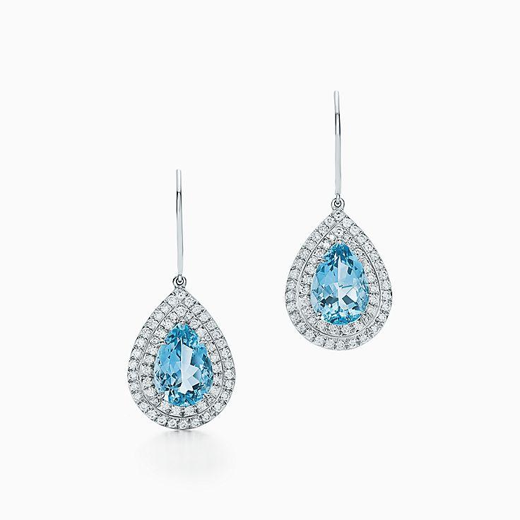 Tiffany Co Silver Ball Earrings