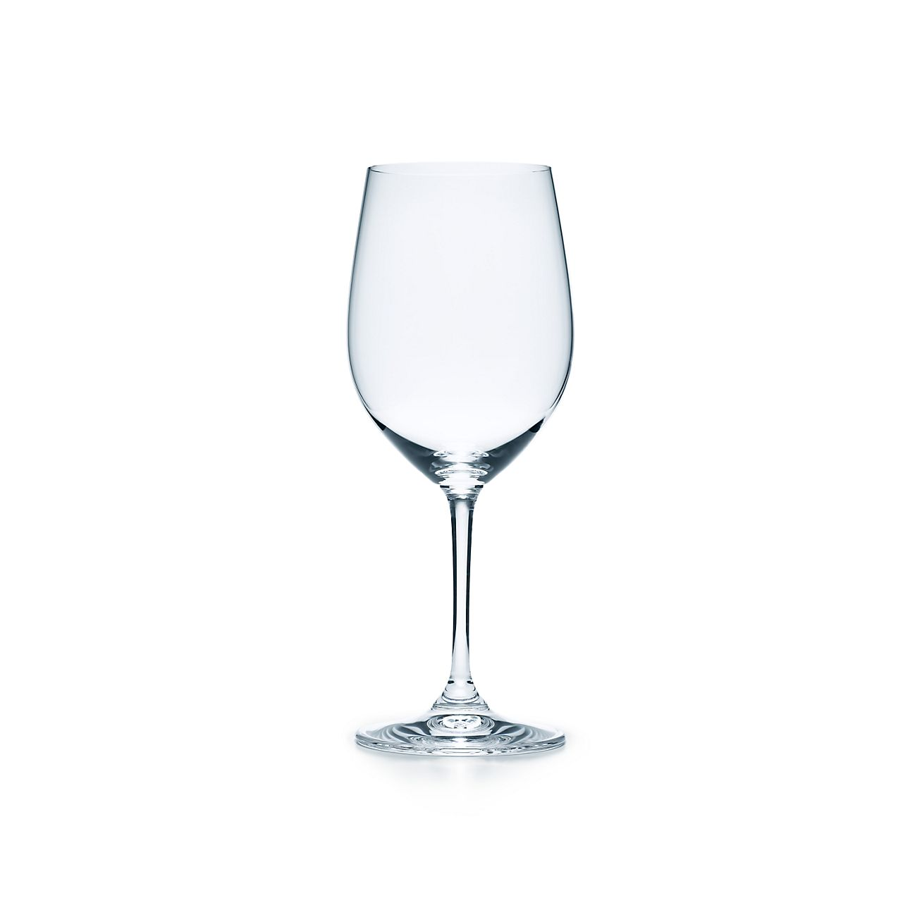 Chardonnay Wine Glass Riedel Vinum Chardonnay Wine Glass In Crystal Tiffany And Co