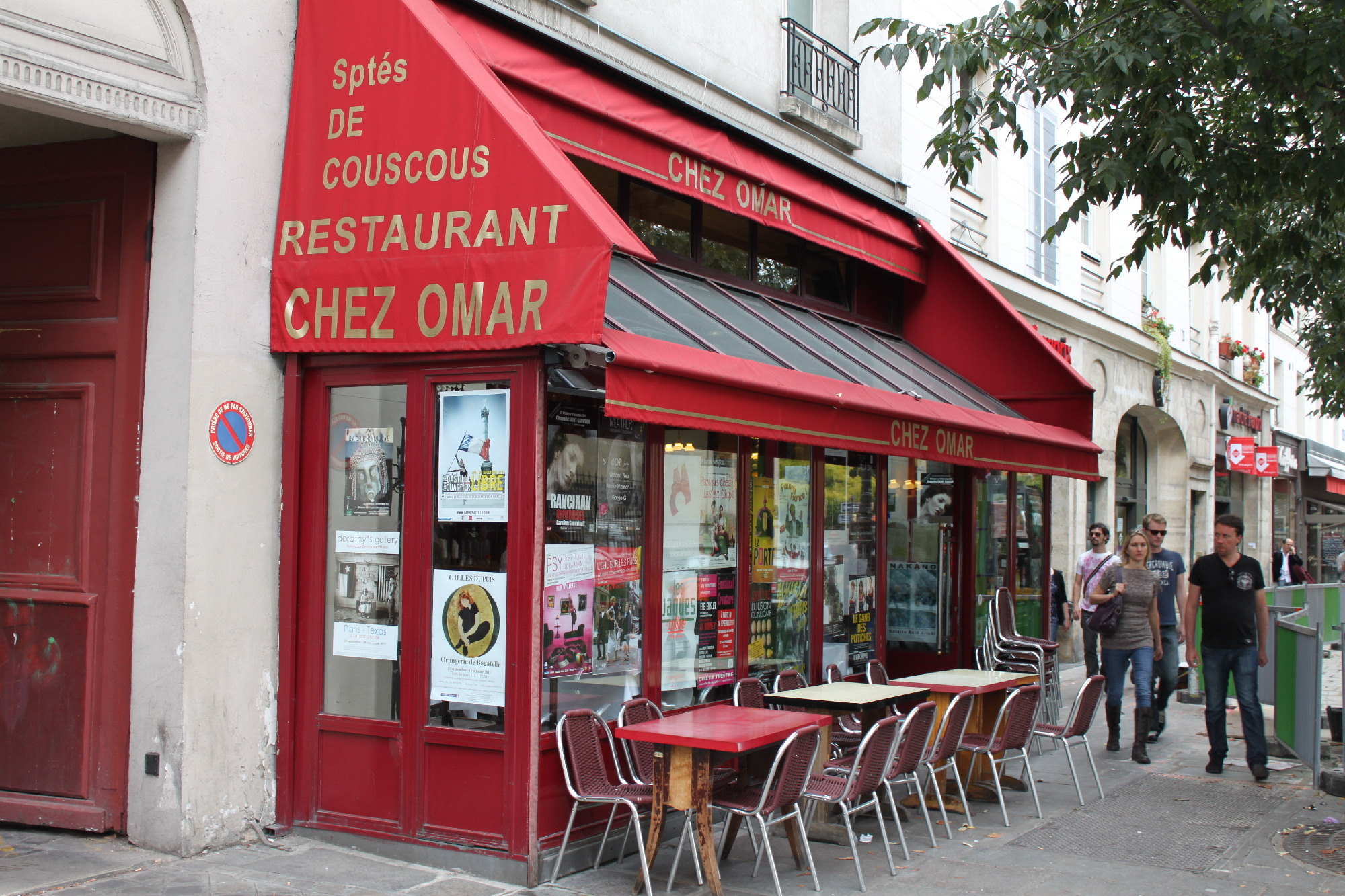 Restaurant Terrasse Paris 9 Best African Restaurants In Paris Time Out Paris