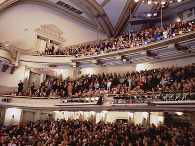 BAM Howard Gilman Opera House Music in Fort Greene, Brooklyn