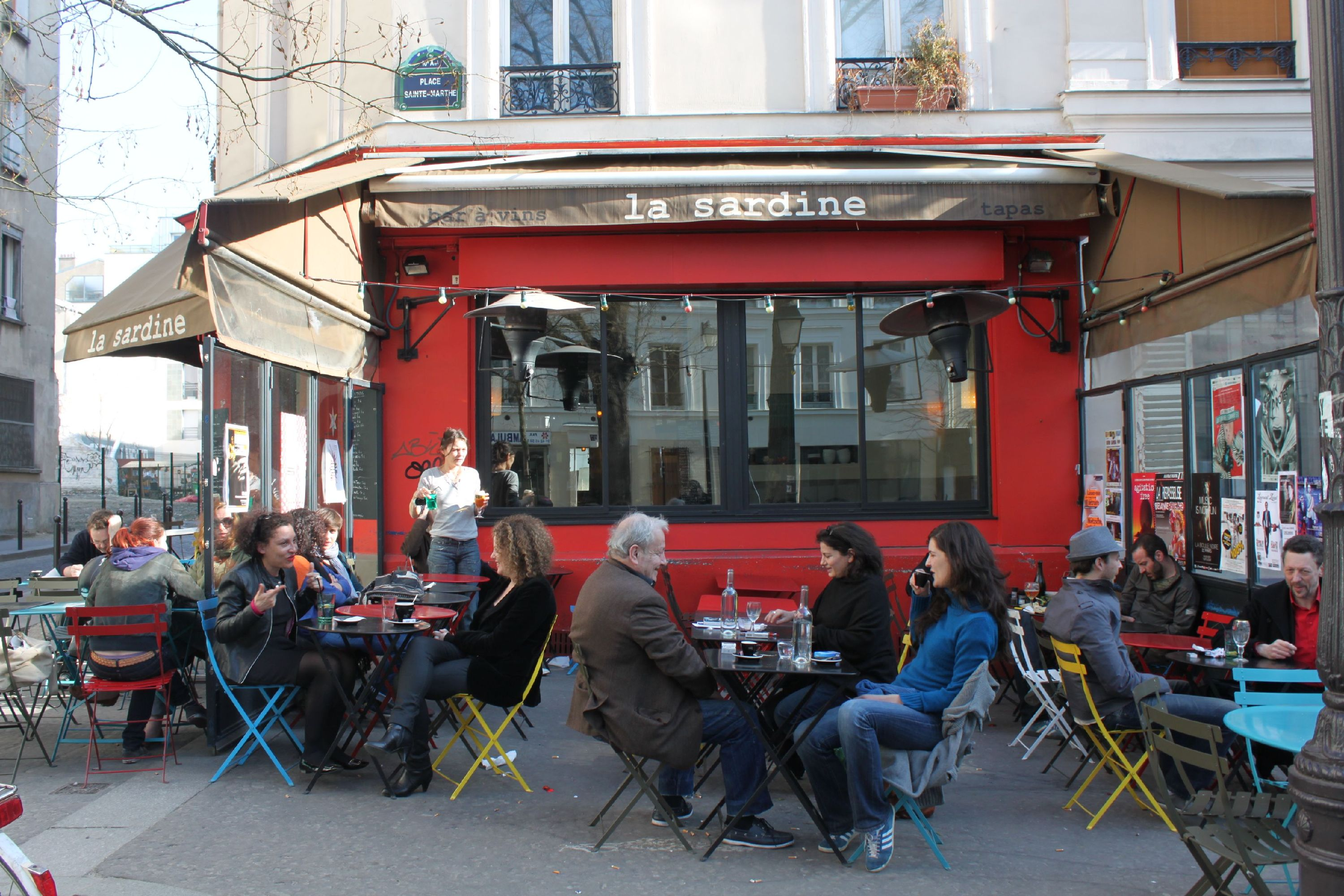 Bar Für Terrasse The Best Hidden Terraces In Paris Bars And Pubs Time Out Paris