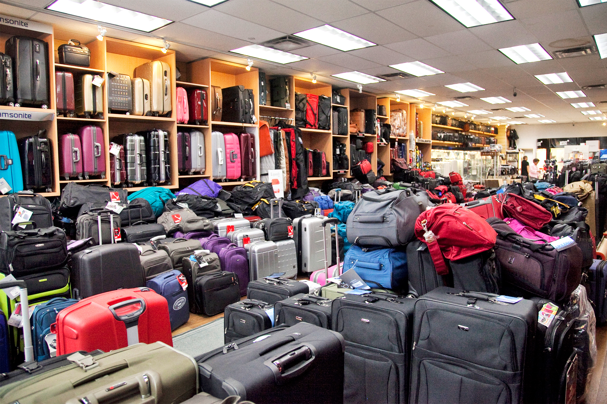 Bag Stores Sydney Altman Luggage Shopping In Lower East Side New York