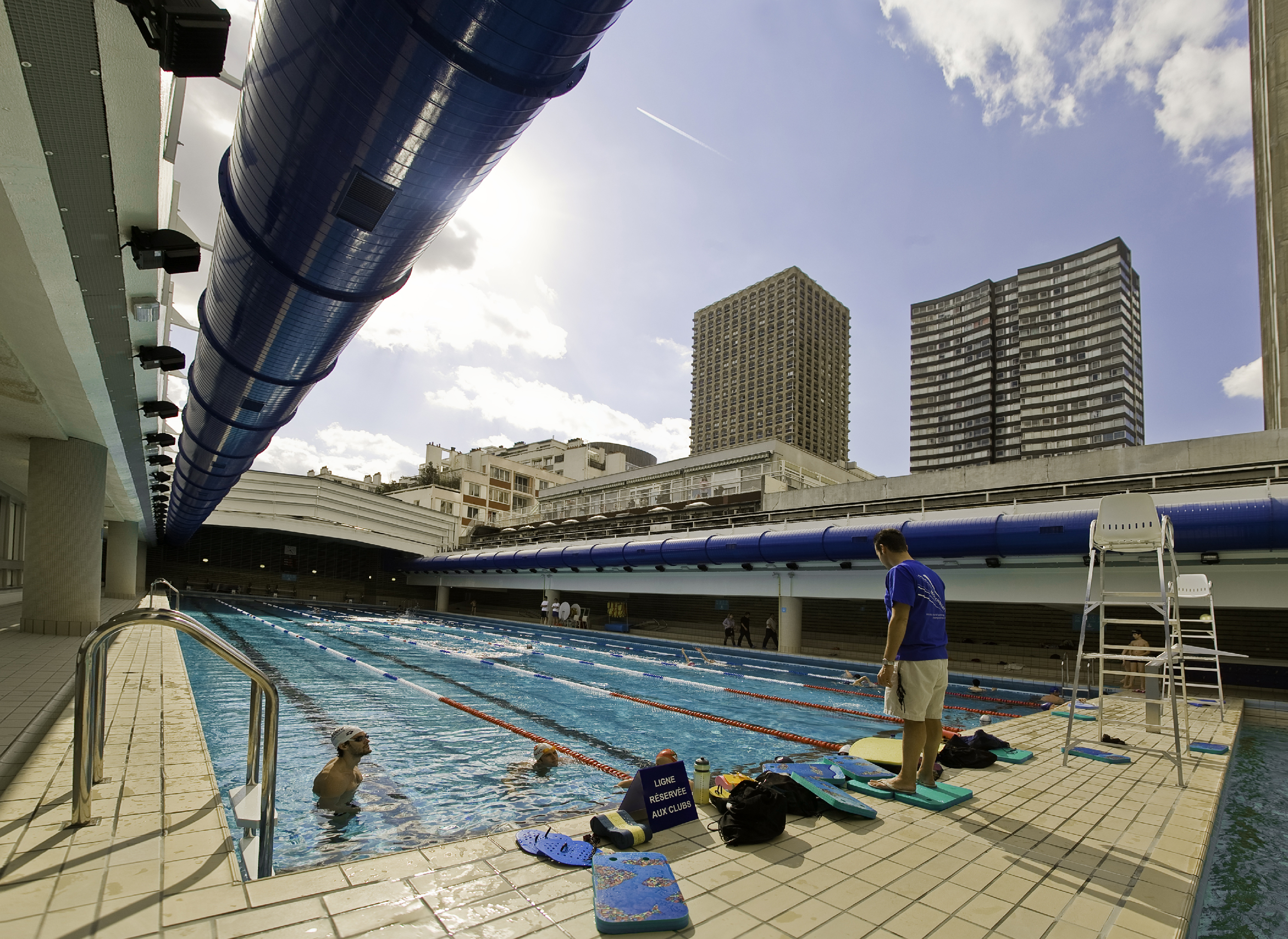 Cash Pool Frankreich The Best Open Air Pools In Paris Things To Do Time Out Paris